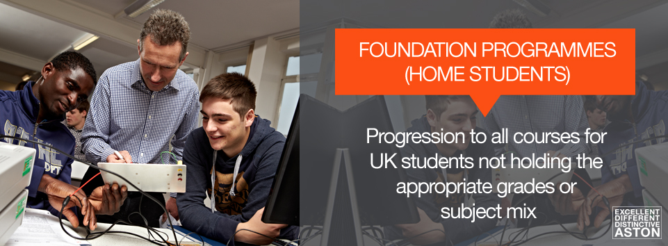 Foundation Programme Home
